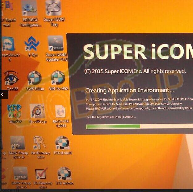 2015.03 Super ICOM ISTA-D-1