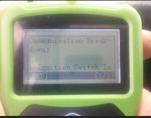 OBDSTAR F108 PSA PIN