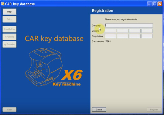 install-X6-key-machine-database (4)