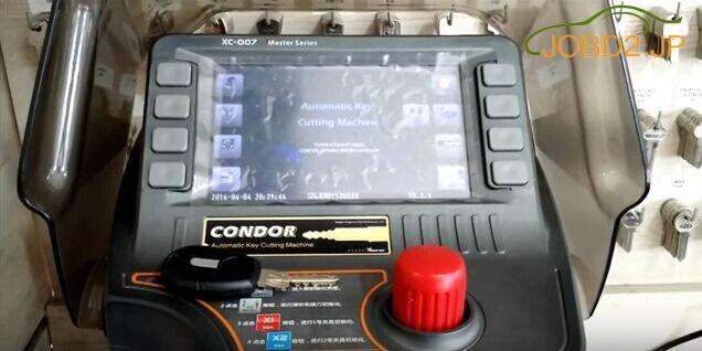 Condor XC-007-1