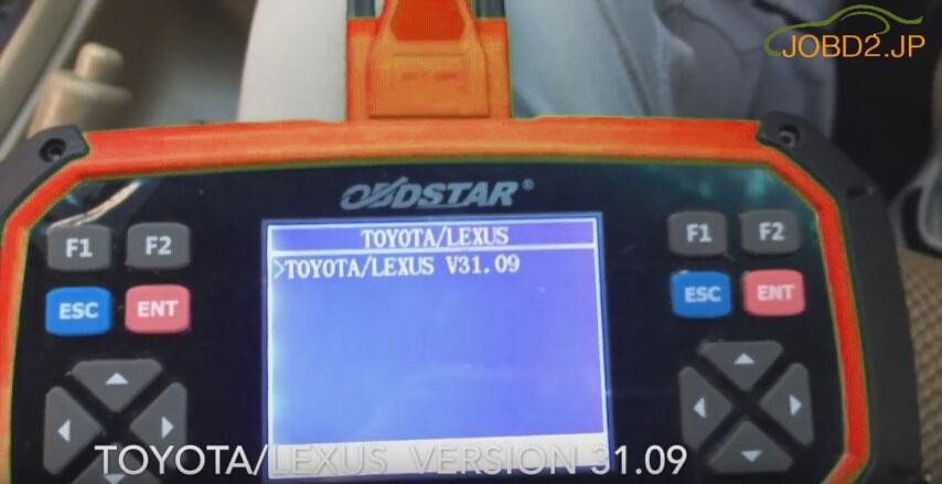 toyota lexus v31.09-02