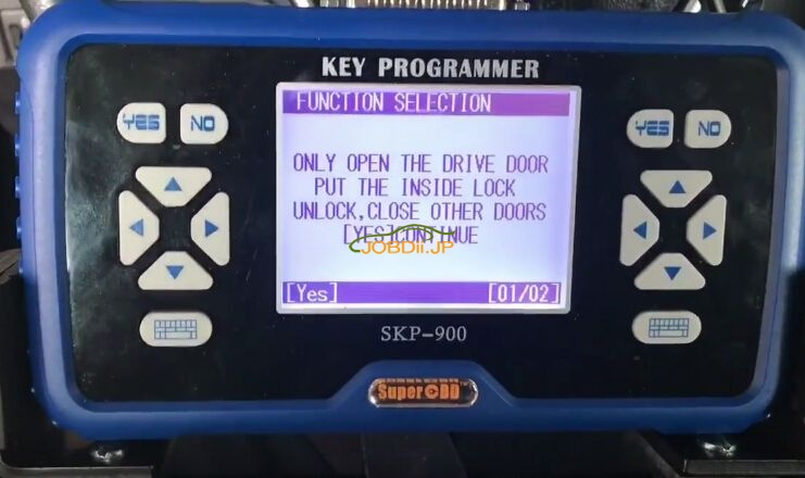 skp900-program-new-toyota-corolla-h-chip-remote-key-9