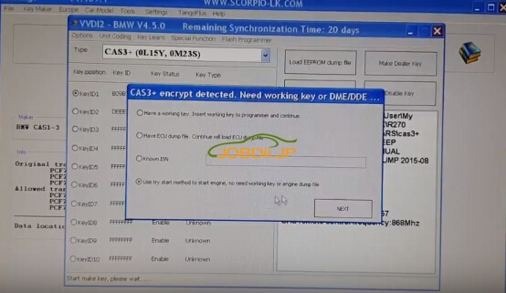 vvdi2-get-isn-from-cas3-4