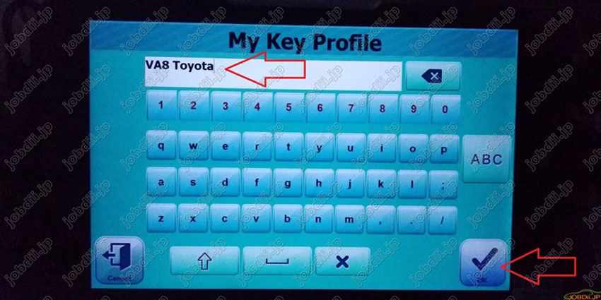 sec-e9z-create-new-key-for-va8-toyota-17