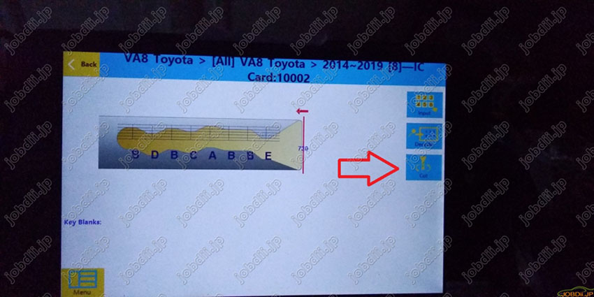 sec-e9z-create-new-key-for-va8-toyota-26