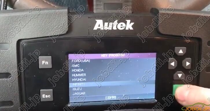 Autek Ikey820 Infiniti G37 2