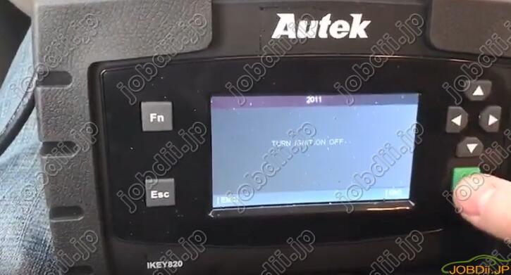 Autek Ikey820 Infiniti G37 8
