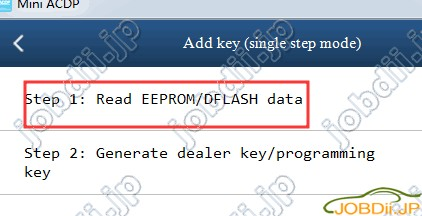 Acdp Rangerover Add Key 2