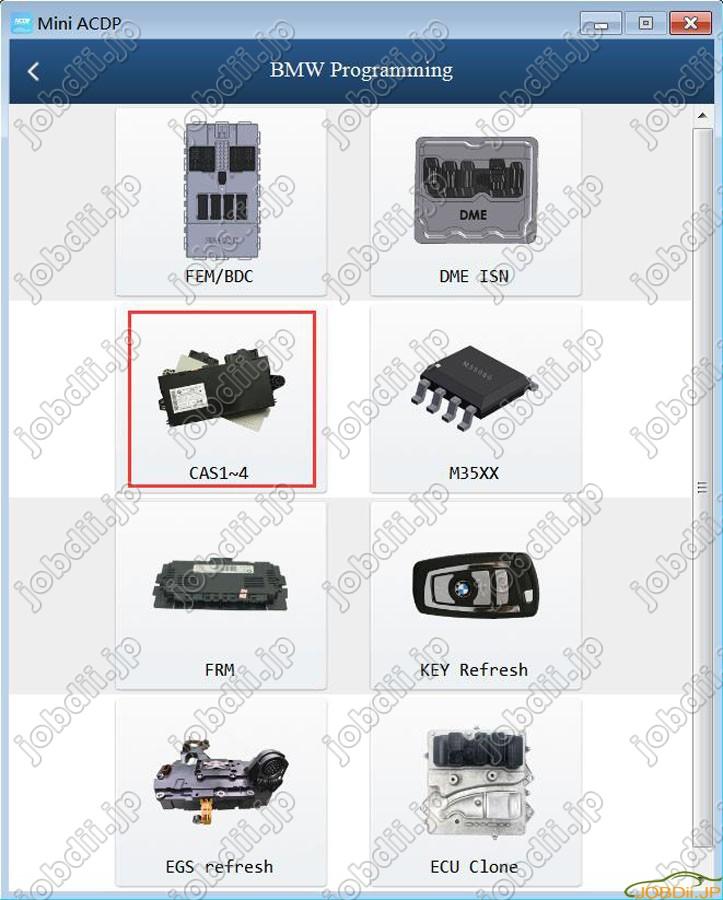 Bmw 320i Add One Key With Yanhua Acdp 02