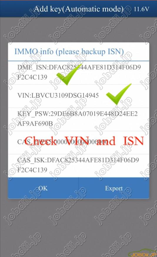 Yanhua Mini Acdp Bmw Cas4 Via Obd 15