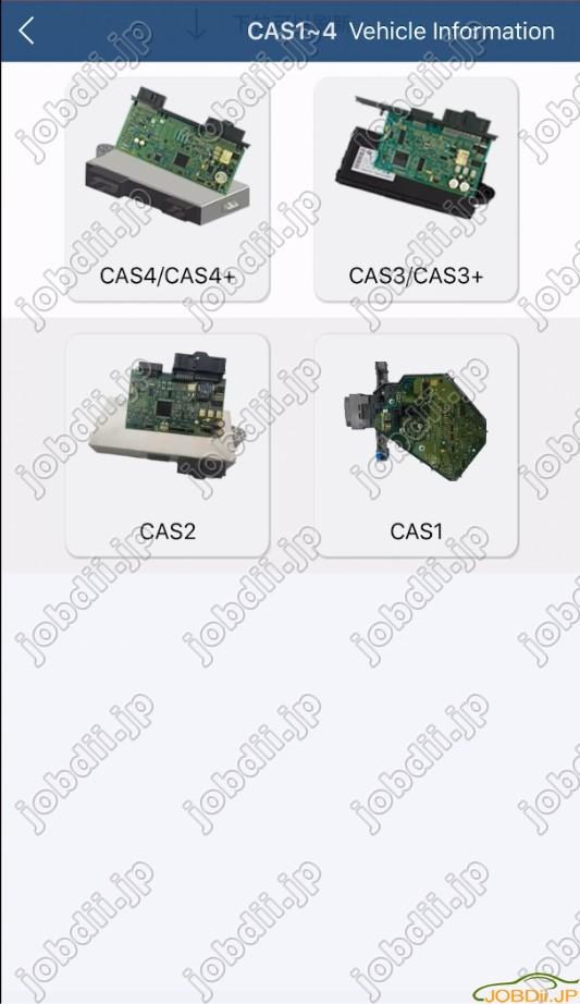 Yanhua Mini Acdp Bmw Cas4 Via Obd 4