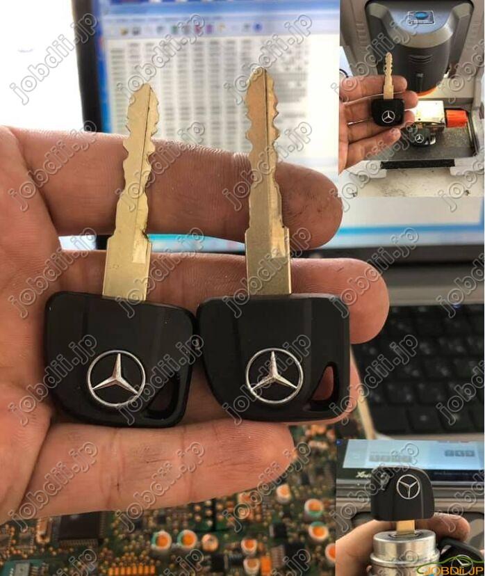 Condor Atego Truck Vvdi Key Tool