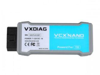 VXDIAG VCX NANO Toyota