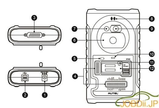 Xp400 Key Programmer 1